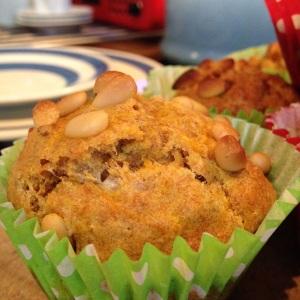 Pumpkin & Feta Muffins