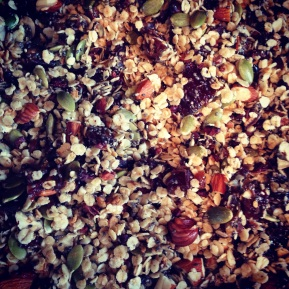 Cacao & Cardamom Lazy Morning Granola