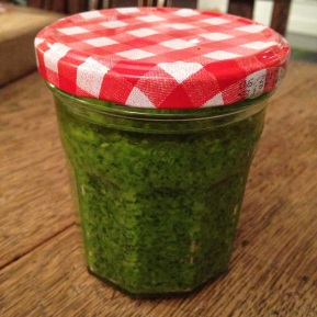 Superfood makes Superheroes, Quick Fix Pasta & Home made Pesto