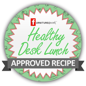 Healthydesklunch logo