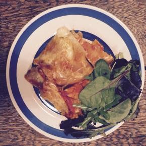 Roast Butternut Squash & SageLasagne