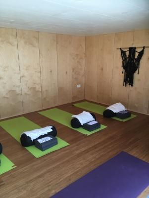 Zen Den Inside