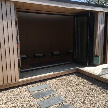 Zen Den Outside